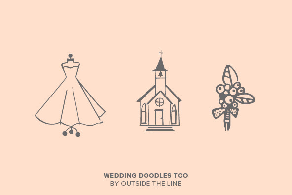 Wedding Doodles Too