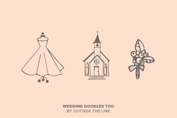 Wedding Doodles Too