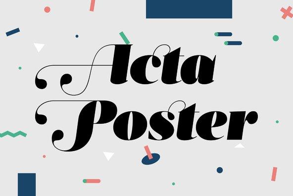 Acta Poster