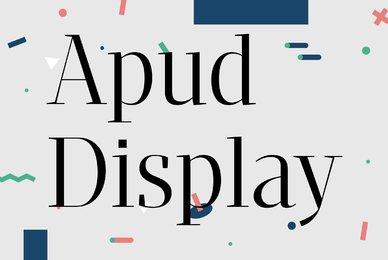 Apud Display