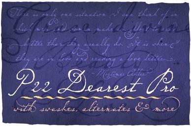 P22 Dearest