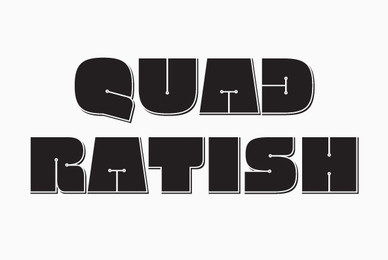 Quadratish