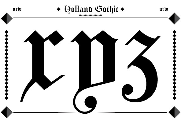 Holland Gothic