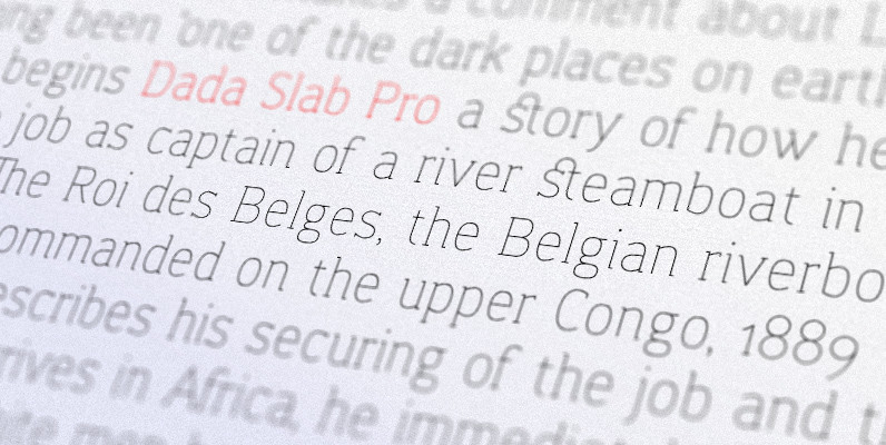 Dada Slab Pro