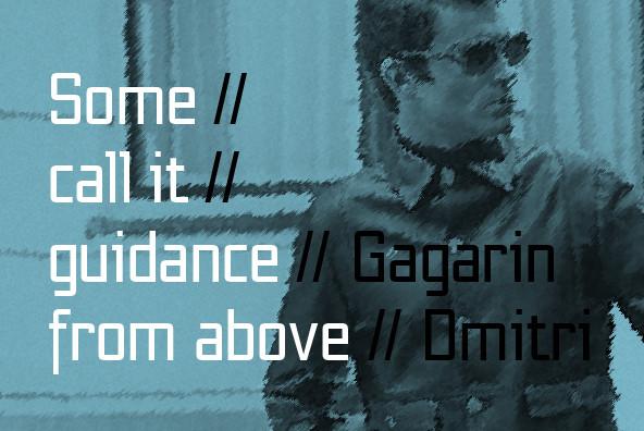Dmitri Gagarin