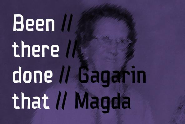 Magda Gagarin