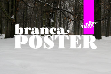 Branca Poster