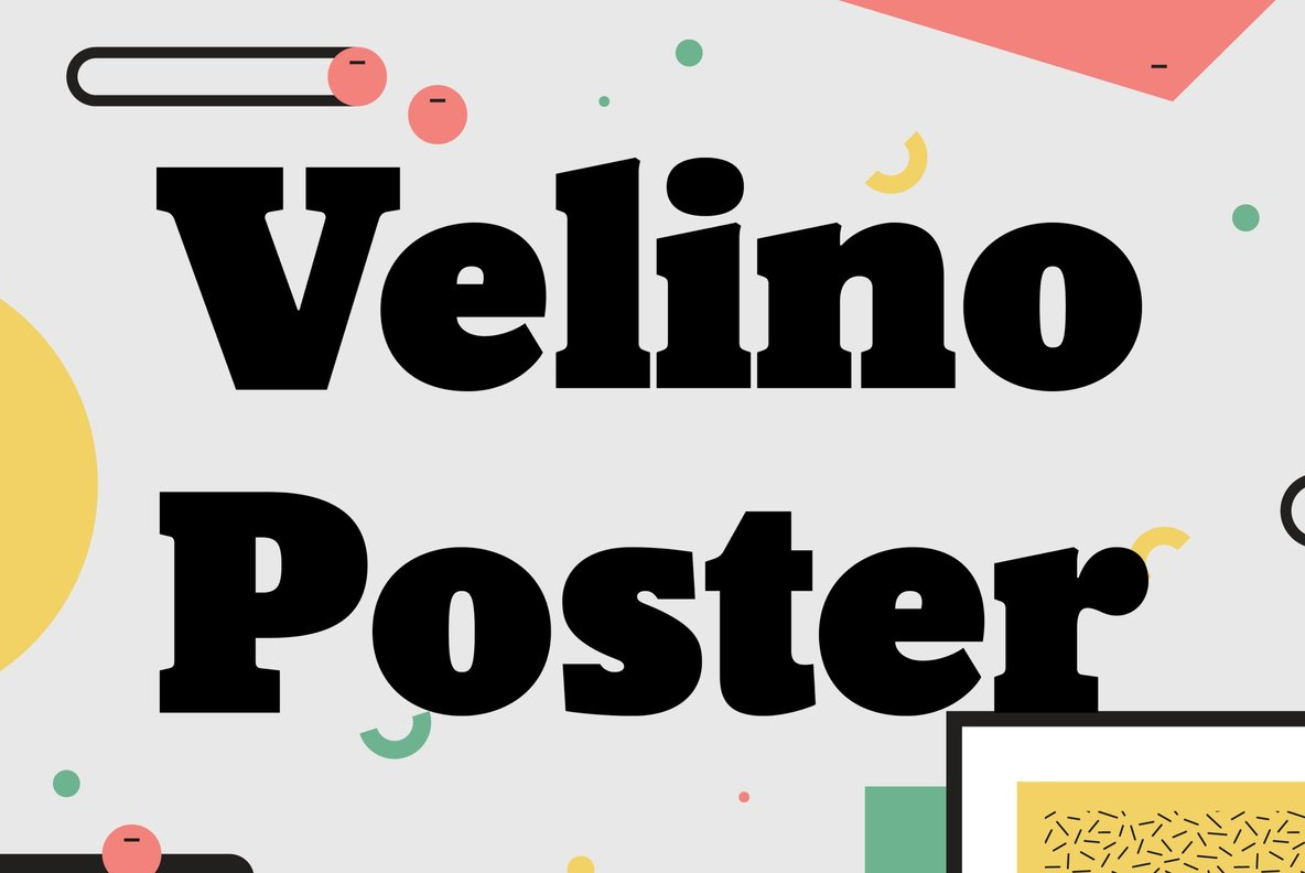 Velino Poster