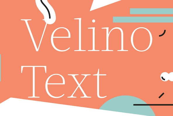 Velino Text