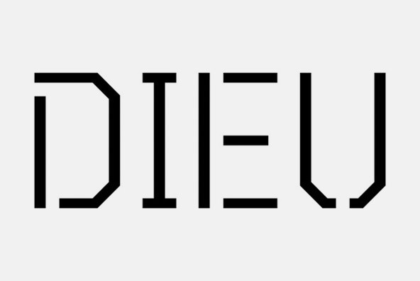 Teco Sans Stencil