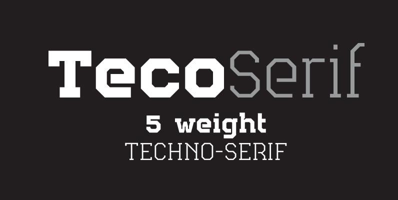 Teco Serif