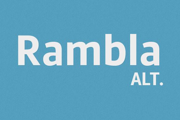 Rambla Alt