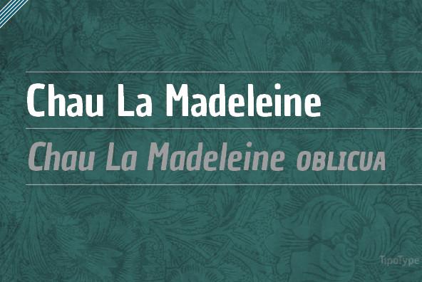 Chau La Madeleine