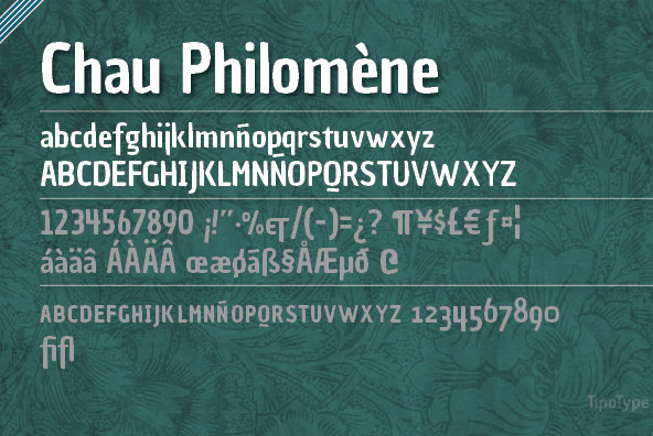 Chau Philom  ne