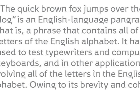 Fox Grotesque