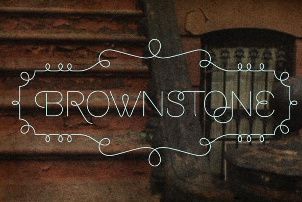 Brownstone Sans