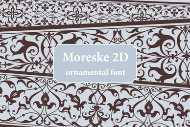 Moreske 2D