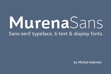 Murena Sans