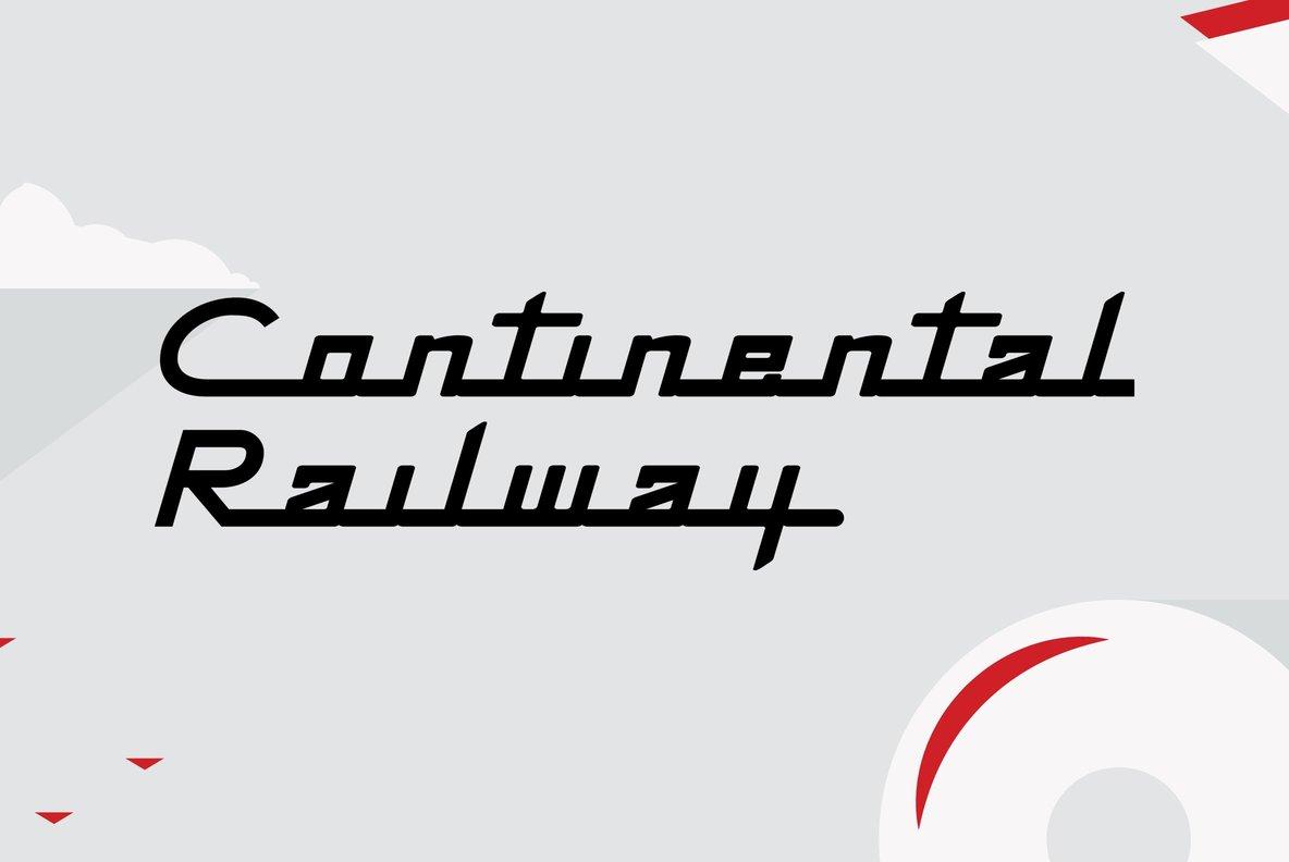 Continental Railway