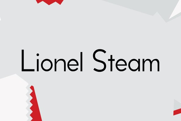 Lionel Text Steam
