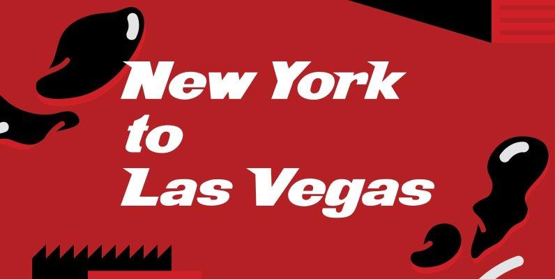 New York to Las Vegas