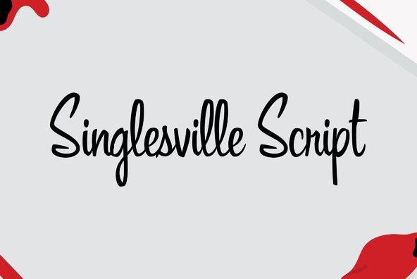 Singlesville Script