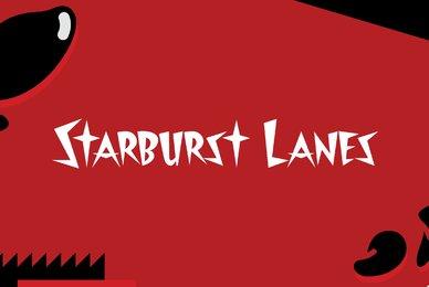 Starburst Lanes
