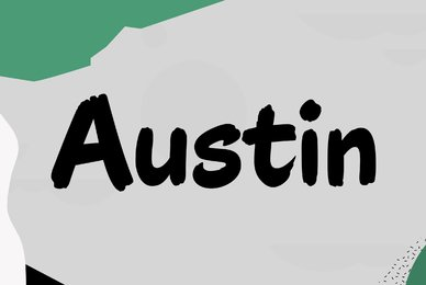 Filmotype Austin