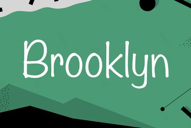 Filmotype Brooklyn