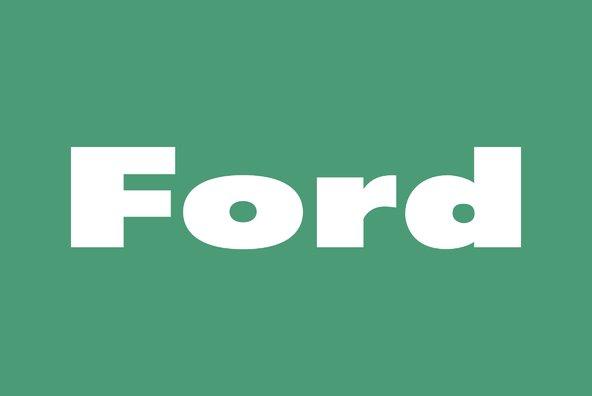 Filmotype Ford