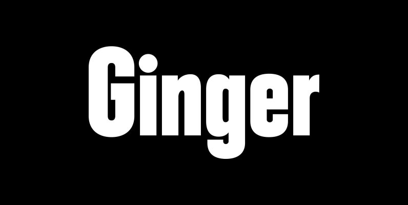 Filmotype Ginger