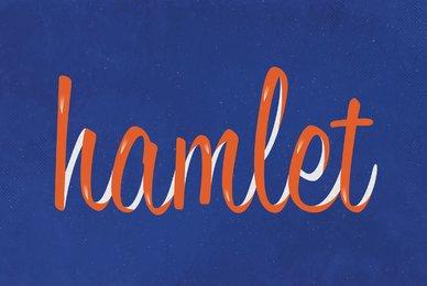 Filmotype Hamlet