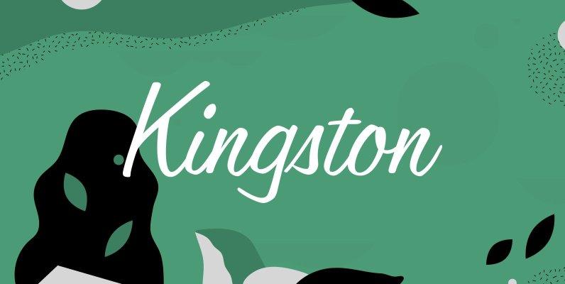 Filmotype Kingston