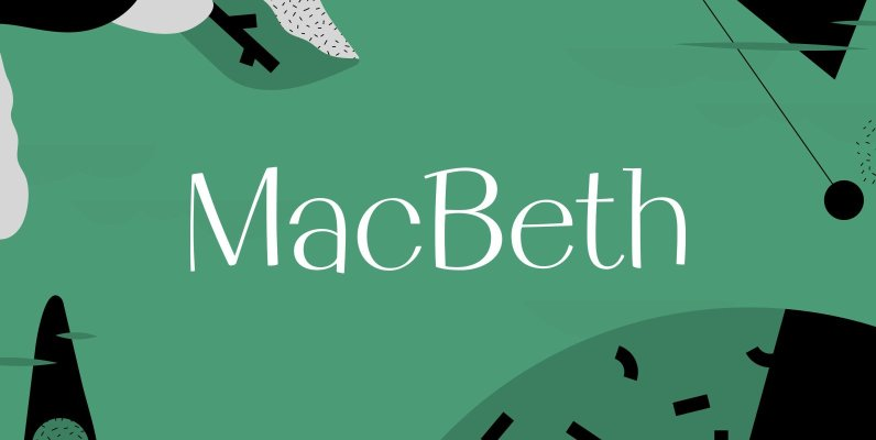 Filmotype MacBeth