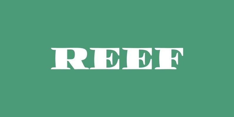 Filmotype Reef
