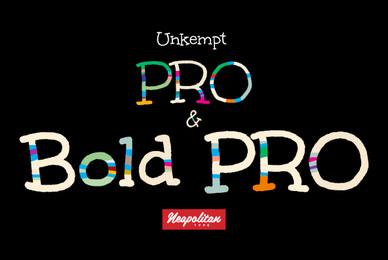 Unkempt Pro Family