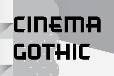 Cinema Gothic