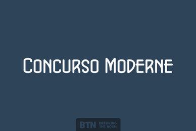 Concurso Modern