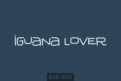 Iguana Lover