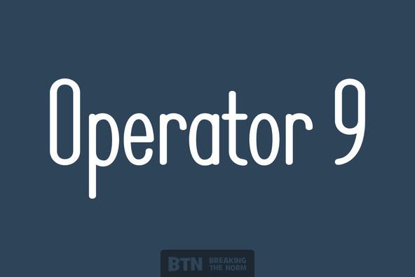 Operator Nine