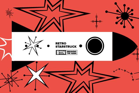 Retro Starstruck
