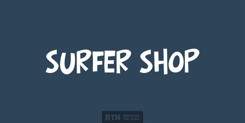 Surfer Shop