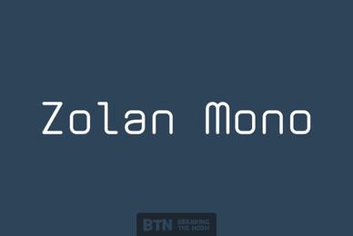 Zolan Mono