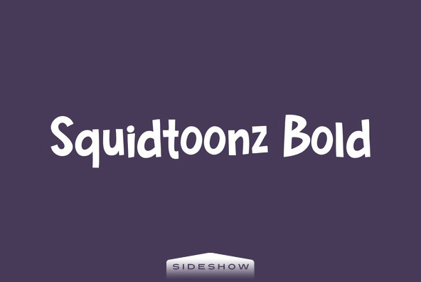 Squidtoonz Bold