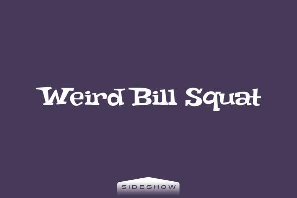 Weird Bill Squat