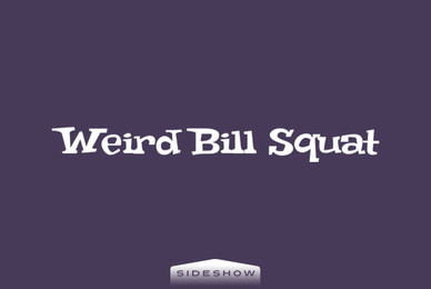 Weird Bill Squat