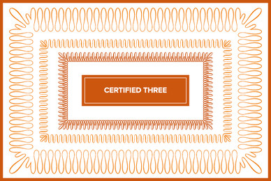 Certified Three