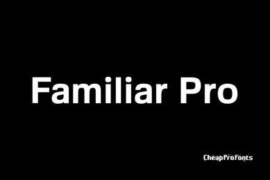 Familiar Pro