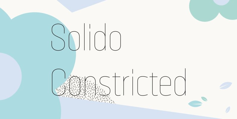 Solido Constricted