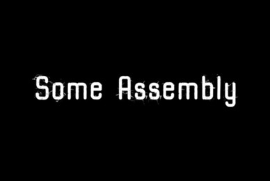 Some Assembly